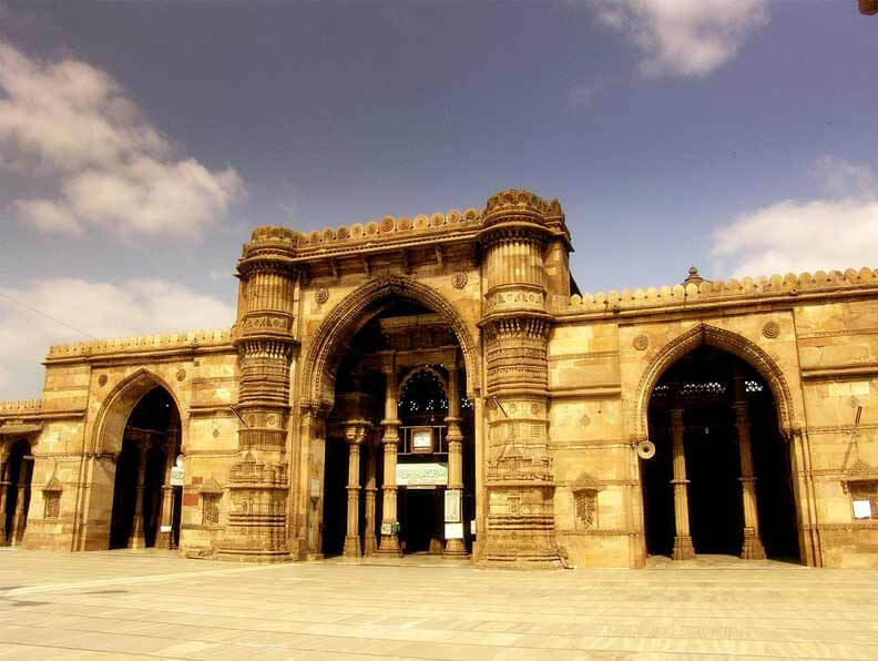 Monuments in Ahmedabad