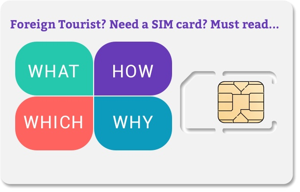 Getting a SIM Card in India