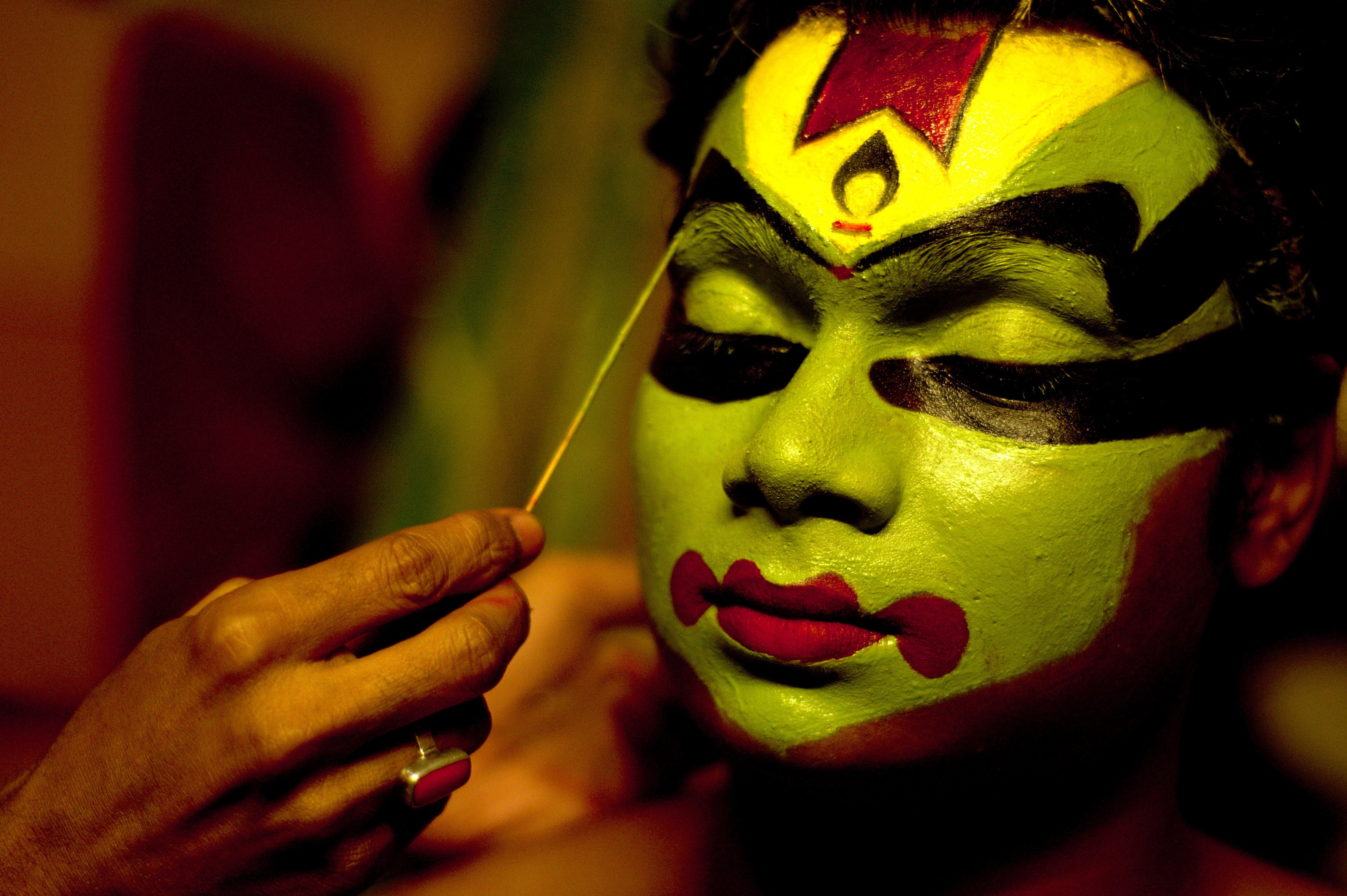 Experience Kathakali - The Famous Storytelling Style of