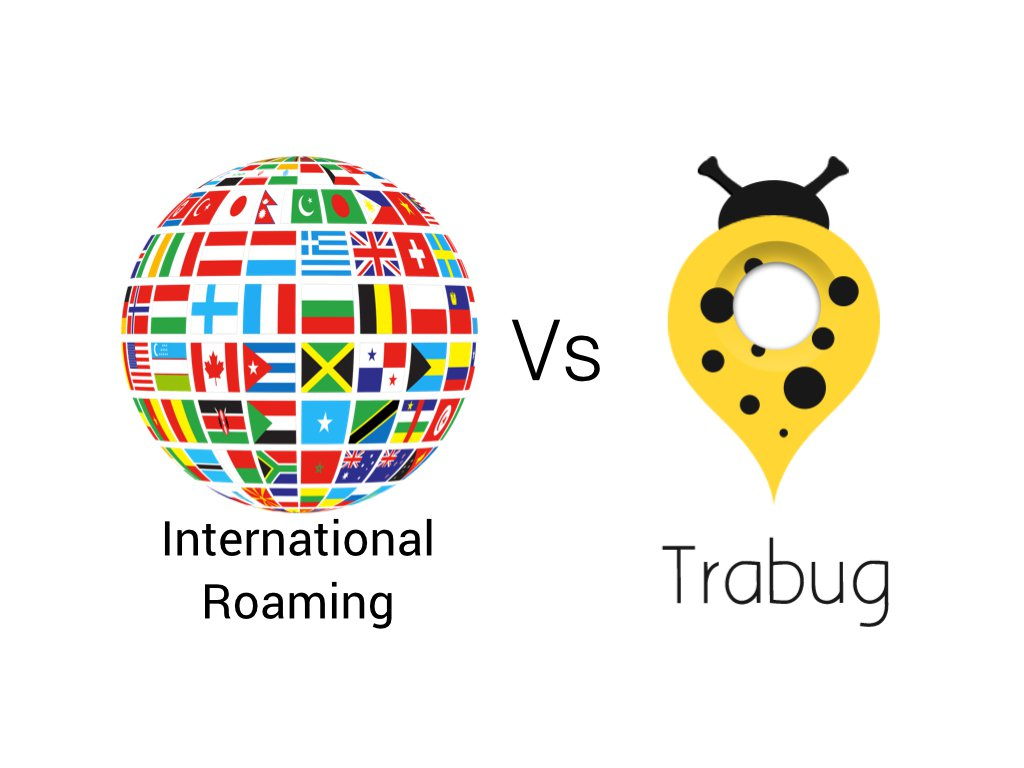 Compare International Roaming Plans for Data Calling and
