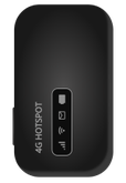 Portable 4g router for hire, unlimited data, easy internet access in india