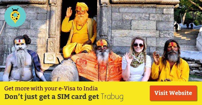 Get Indian SIM Card with e-visa